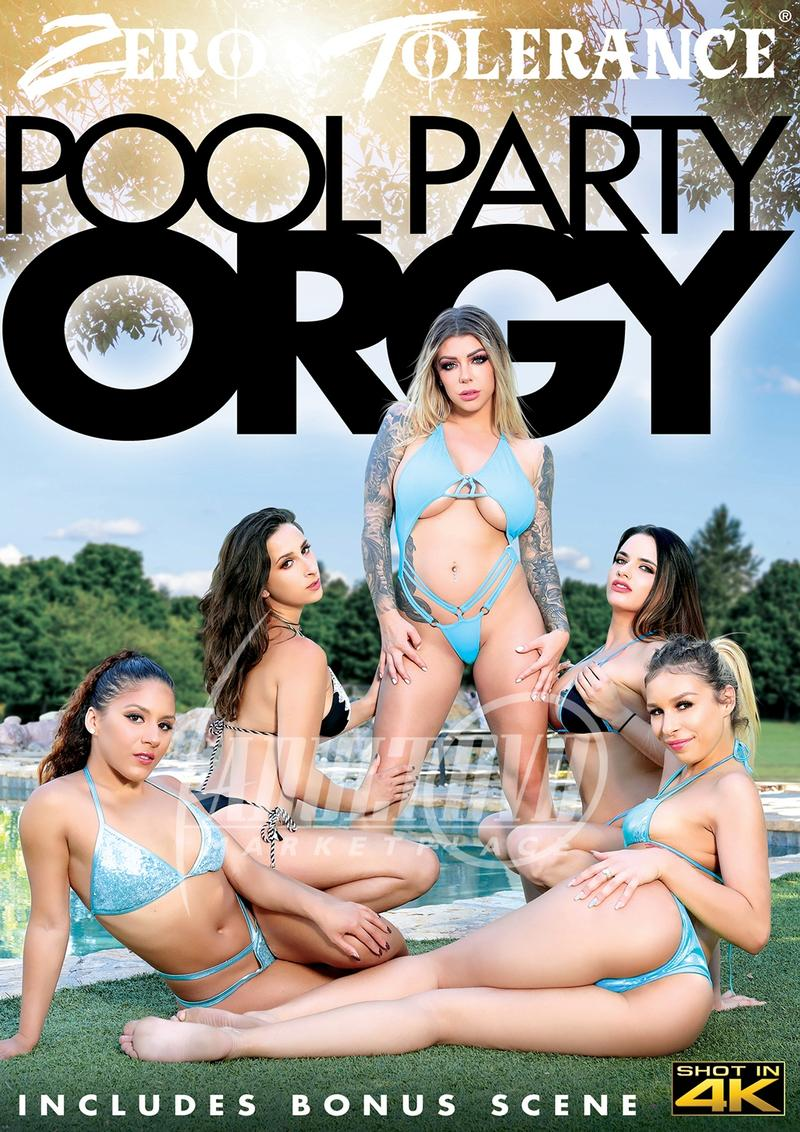 Pool Party Orgy (2018)