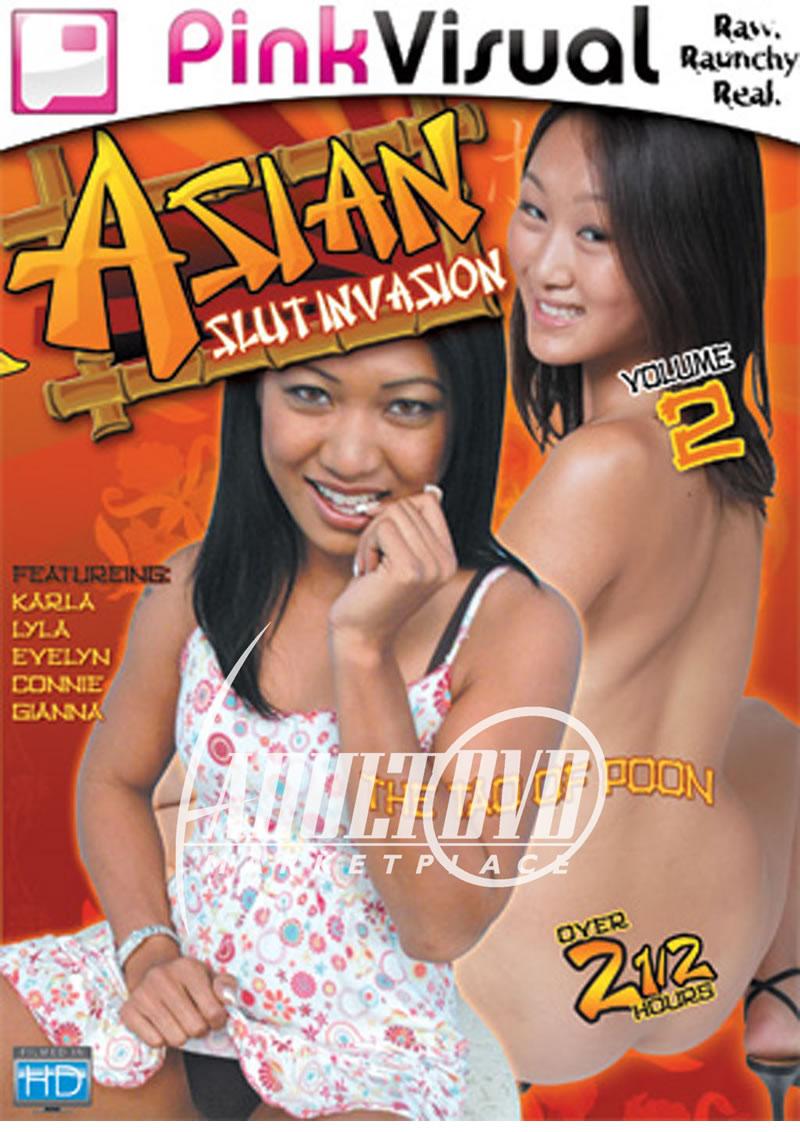 Asian Slut Invasion 2 (2018)
