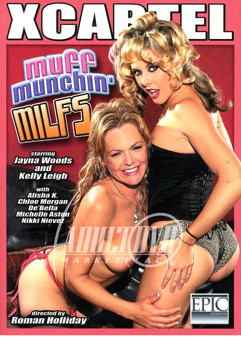 Muff Munchin MILFs