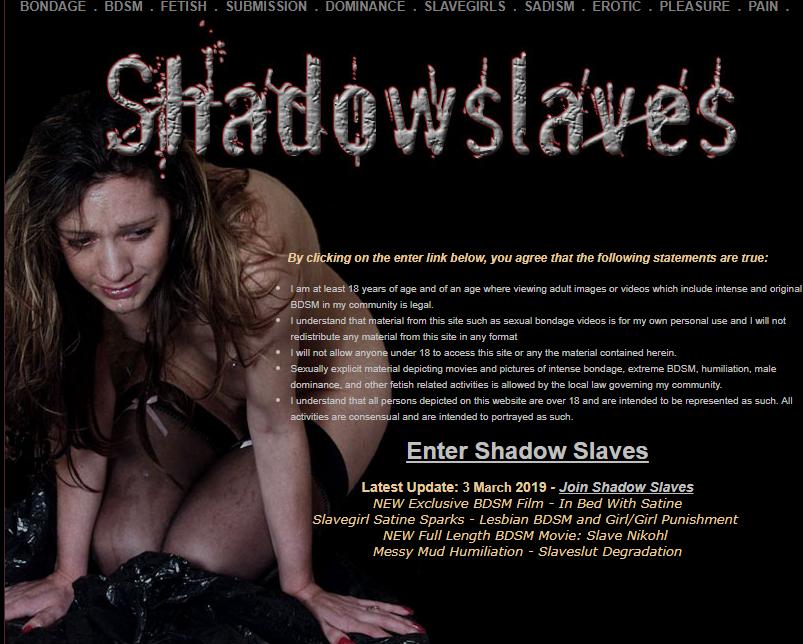 ShadowSlaves.com – Siterip – Ubiqfile