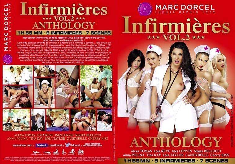 Infirmieres Anthology 2 (2018)
