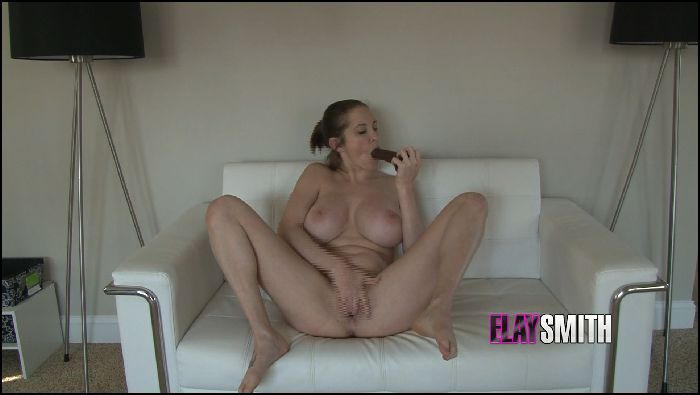Elay Smith Black Dildo Returns Preview