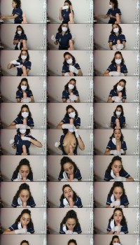 EllaDearest Nurse Ella Makes You Cum Preview