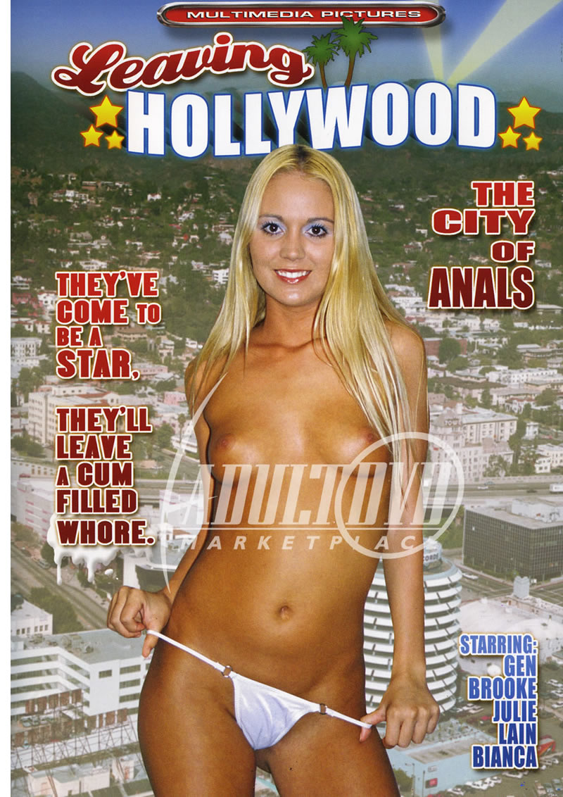 Leaving Hollywood The City of Anals