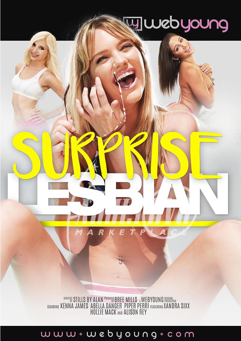 Suprise Lesbian