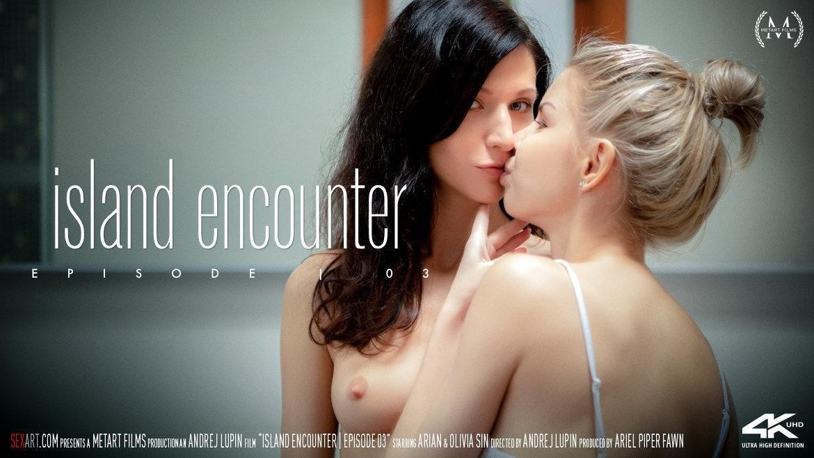 Arian, Olivia Sin – Island Encounter  Episode 03 (SexArt/2019/HD)