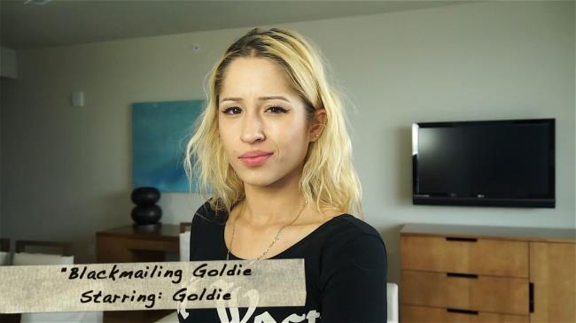 Goldie – Blackmailing Goldie (Clips4Sale.com/2019/HD1080p)