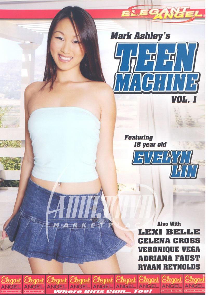 Teen Machine 1