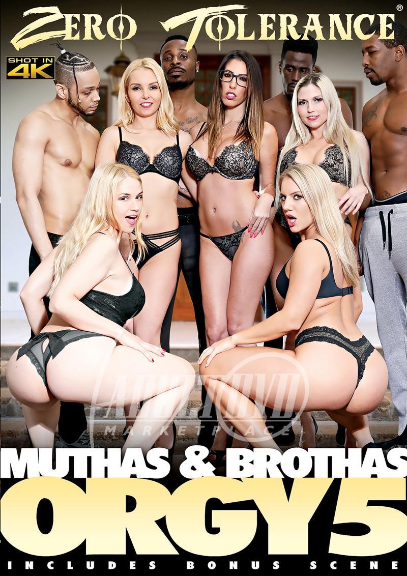 Muthas & Brothas Orgy 5 (2019)