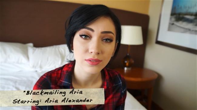 CLIPS4SALE – Aria Alexander – Blackmailing Aria