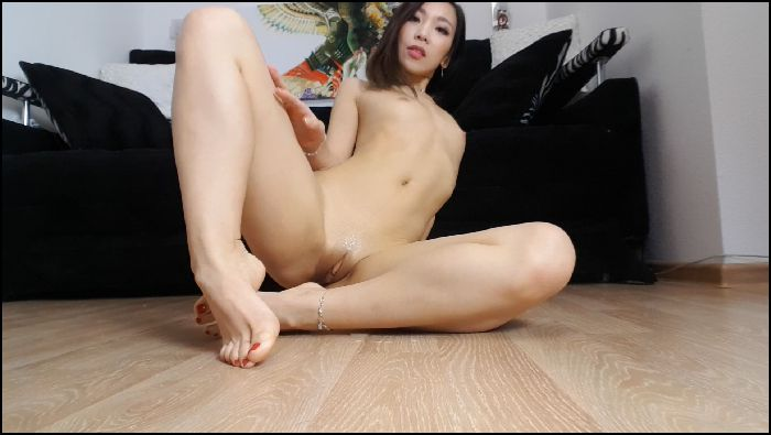 AsianDreamX RED TOES HEELS FEET WET GAPE TEASE Preview
