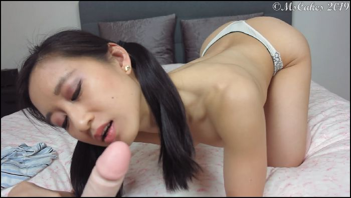 MsCakes Wet Cummy Panty Prep Preview