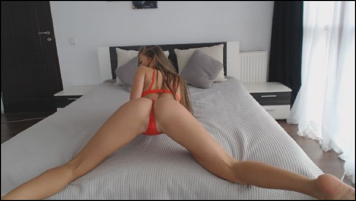BeautyAle sexy red lingerie Preview