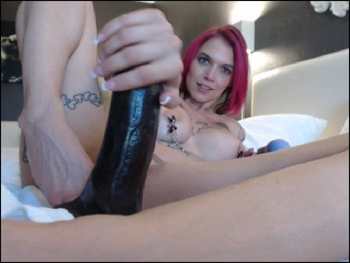 Anna Bell Peaks House wins   BBC Double Orgasm amp Squirt Preview