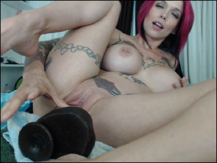 Anna Bell Peaks Black is Back with a Panty Surprise (manyvids.com)