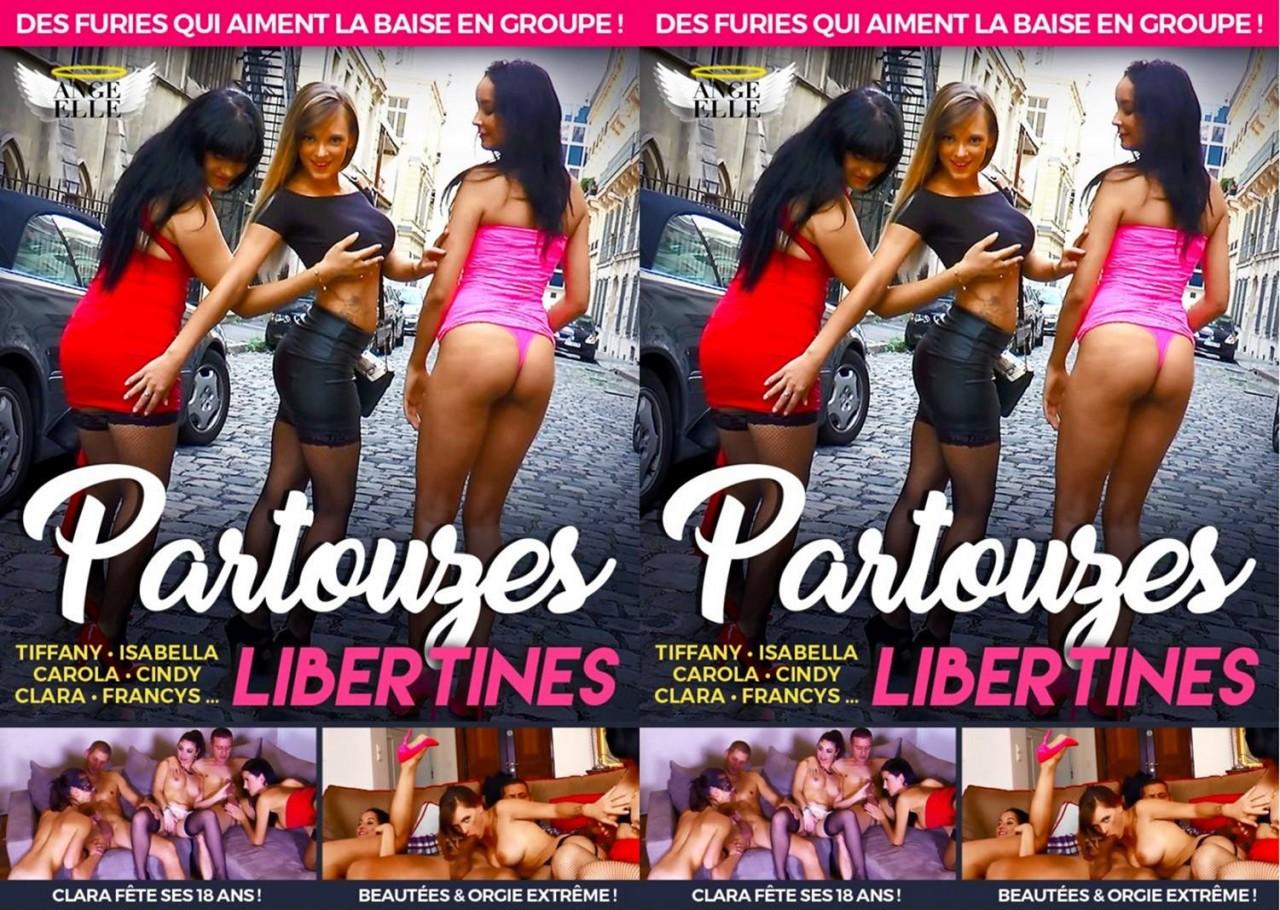 Partouzes Libertines (2019)