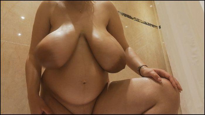 HugeBoobsErin Wet t shirt teasing and stripping Preview
