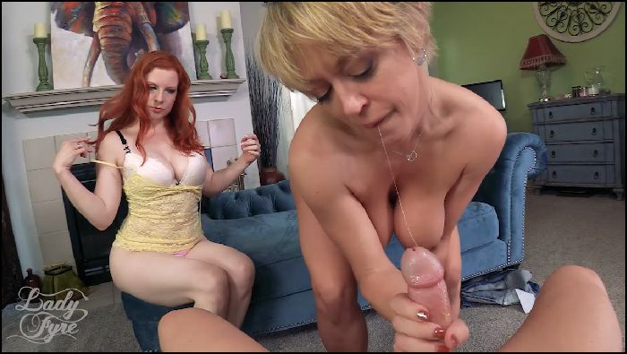 LadyFyre Mom Made Me Impregnate Aunt Dee 720p  Lady Fyre Preview