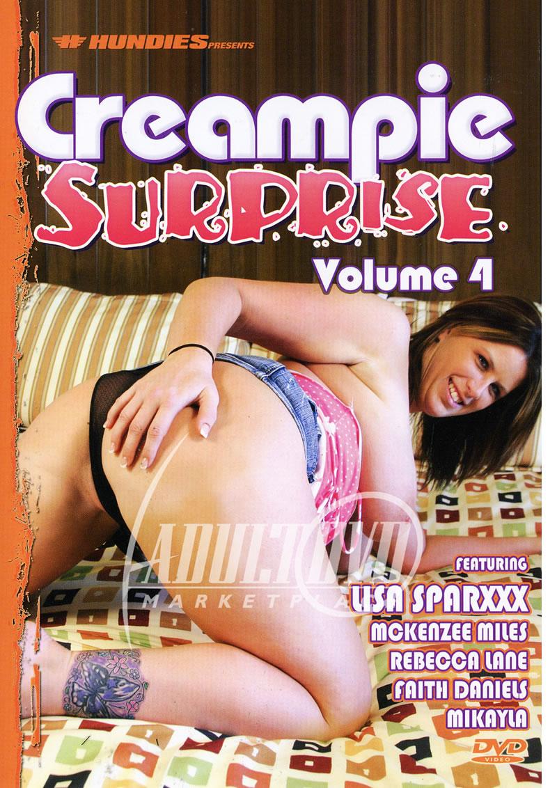 Creampie Surprise 4