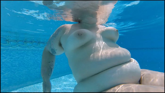 curvywitch Big Bathing Beauty GoPro Skinny Dip Preview