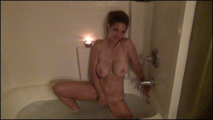 Mindi Mink Mom Step Son Bathtub Masturbation Preview