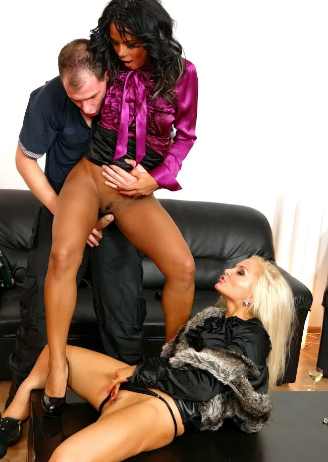 Jenna Lovely, Alex – Show Us Your Hard Rod Officer (FullyClothedSex/Tainster/2019/HD1080p)