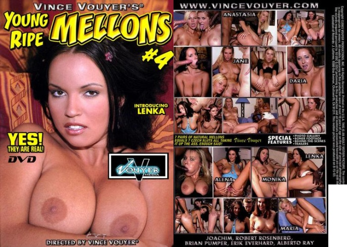 Young Ripe Mellons 4
