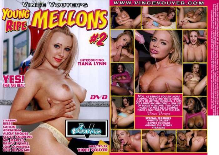 Young Ripe Mellons 2