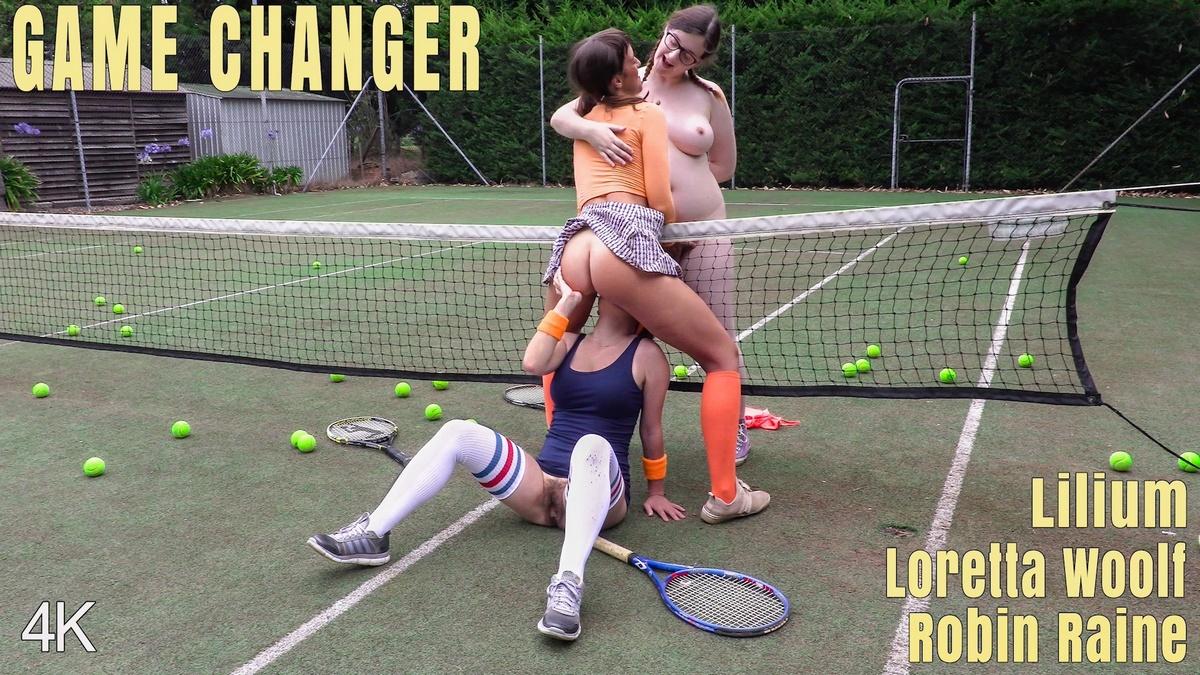 Lilium,Loretta Wolf, Robin Raine – Game Changer (GirlsOutWest.com/2019/HD1080p)