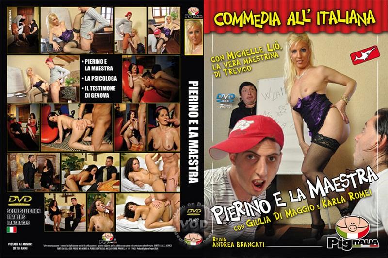 Pierino e la Maestra (2010)