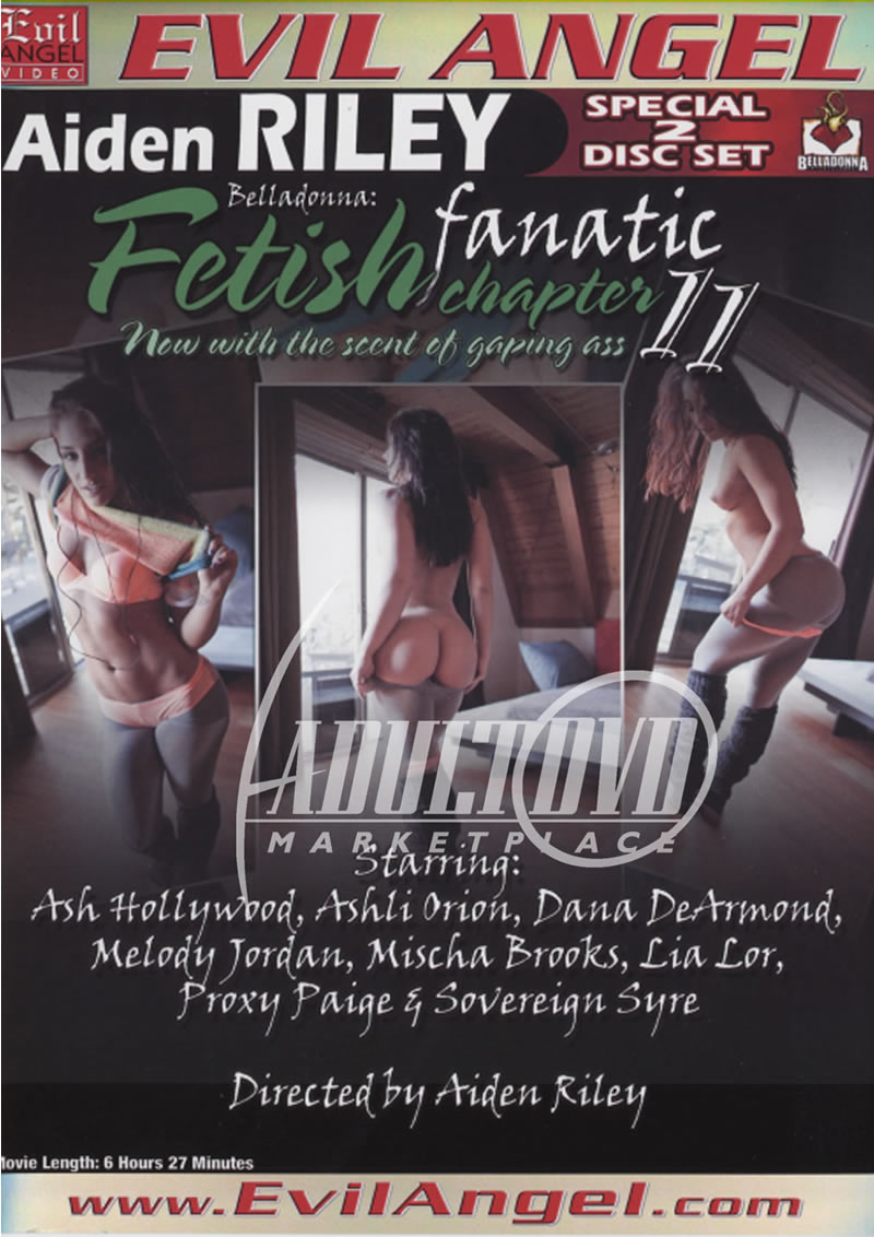 Fetish Fanatic 11