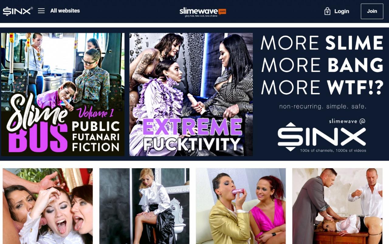 Slimewave SiteRip