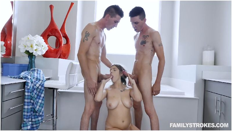 Sarah Bella Double The Cum Double The Fun Preview