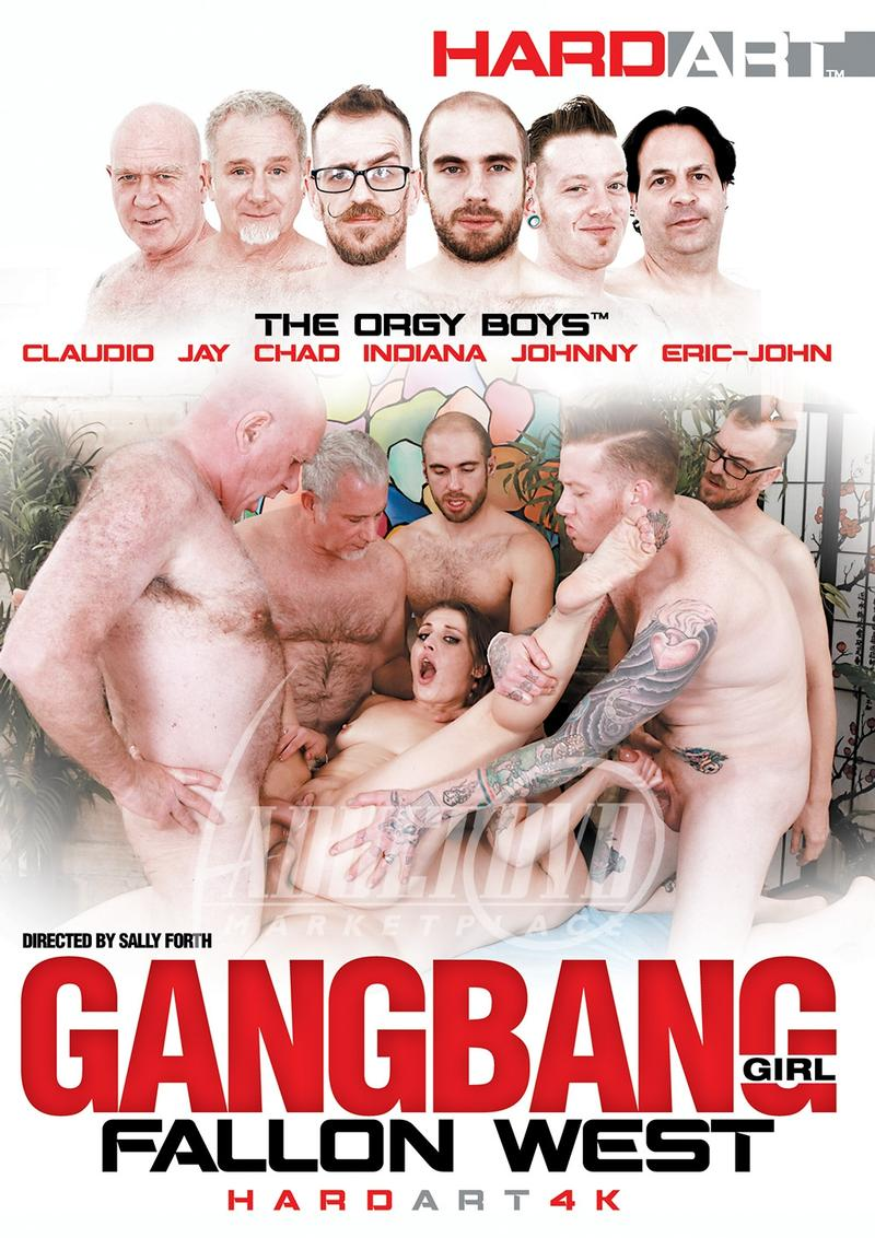 Gangbang Girl Fallon West (2019)