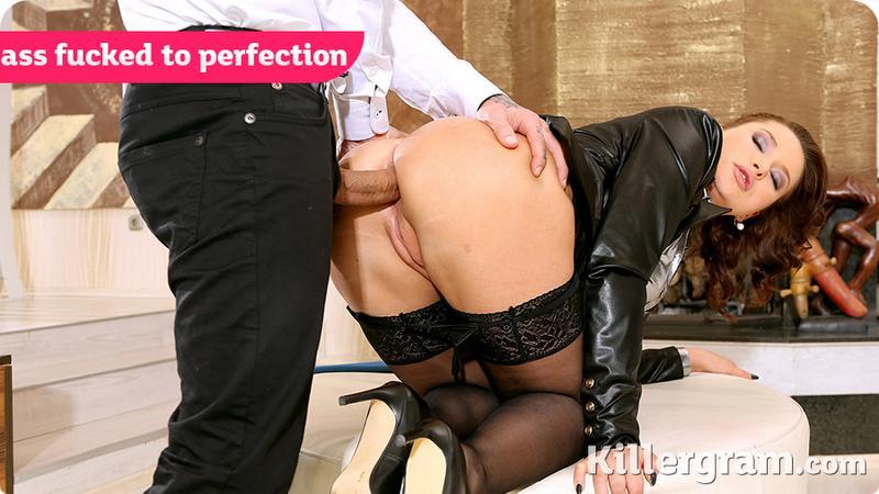 Anna Polina – Ass Fucked To Perfection (Killergram/2019/HD)