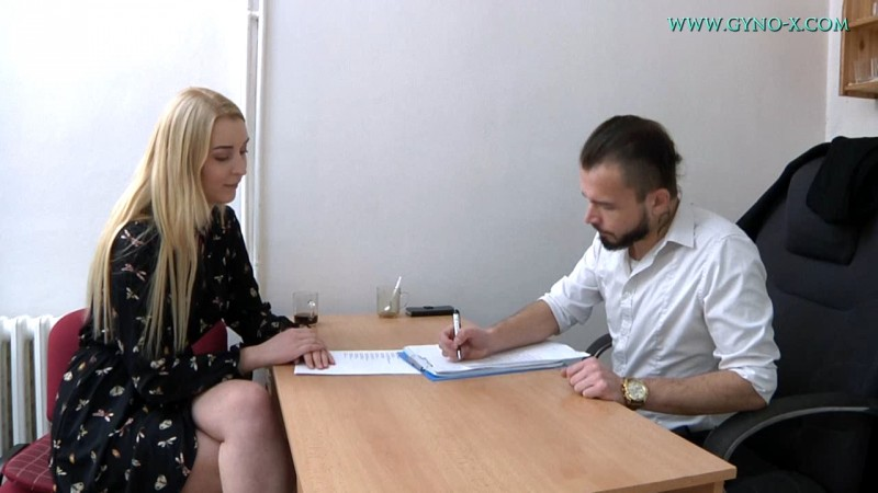 Amaris – 24 years girl gyno exam (Gyno-X.com/2019/HD)