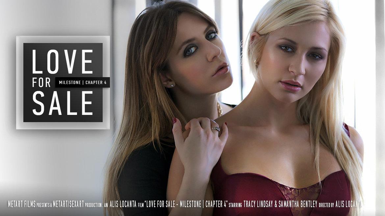 Samantha Bentley, Tracy Lindsay – Love For Sale – Milestone – Chapter 4 (SexArt.com/MetArt.com/2019/HD1080p)