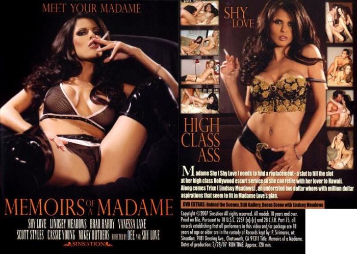 Memoirs Of A Madame