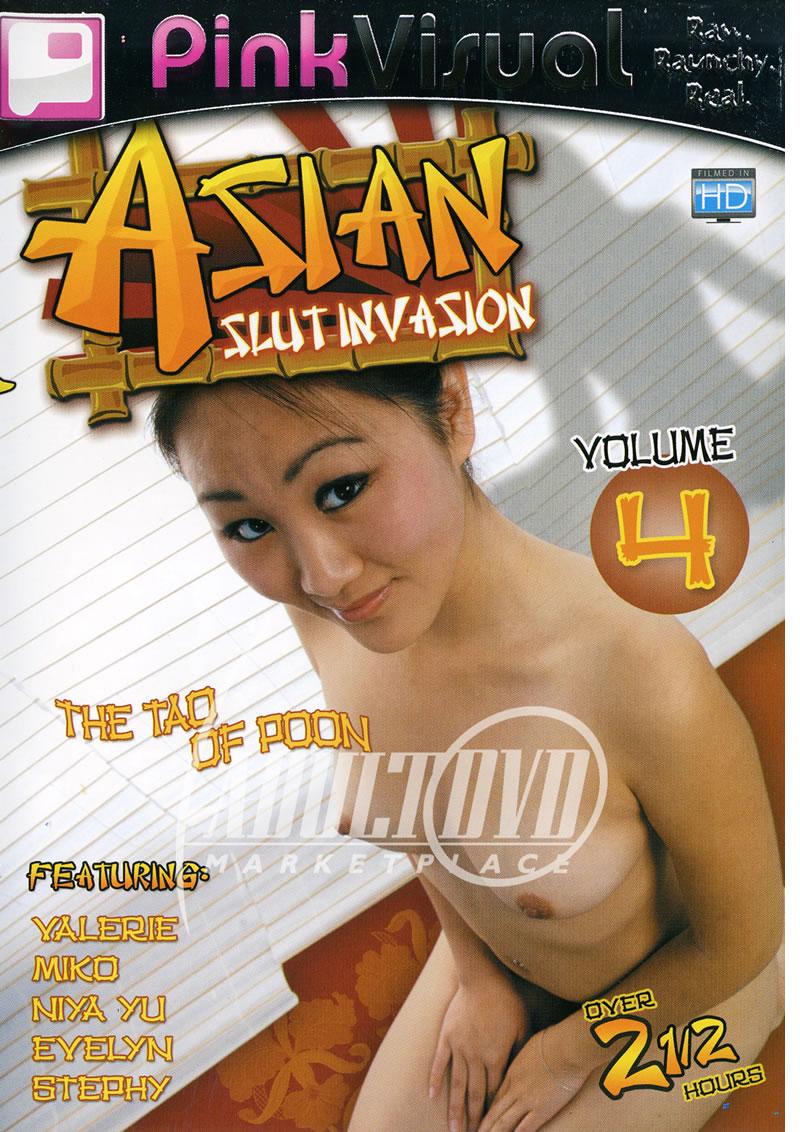 Asian Slut Invasion 4