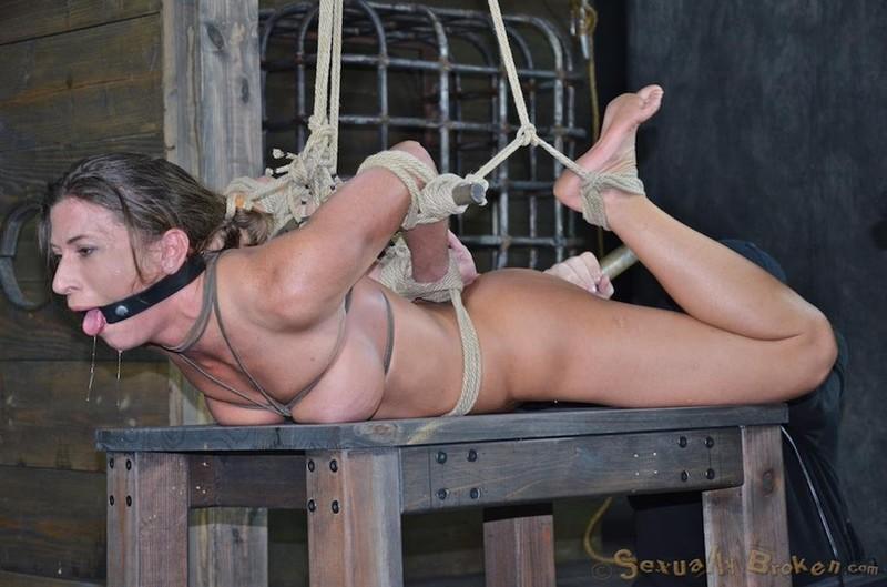 Ariel X – Hogtie from Hell (SexuallyBroken.com/2019/HD)