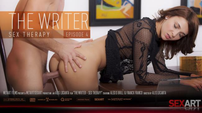 Alexis Brill,Luna,Whitney Conroy – The Writer – Sex Therapy (SexArt.com/2019/HD)