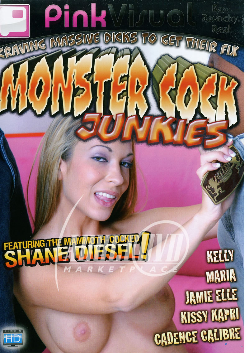 Monster Cock Junkies 1