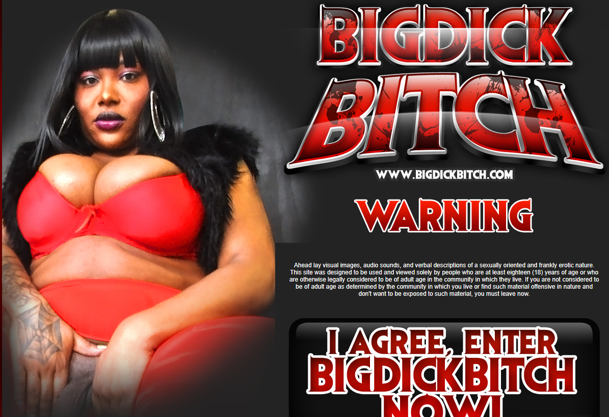 Bitch porn dick big BigDickBitch Ver3