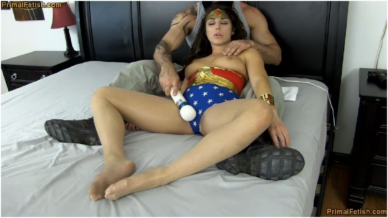 Wonder Woman Nabbed and Used XXX Preview