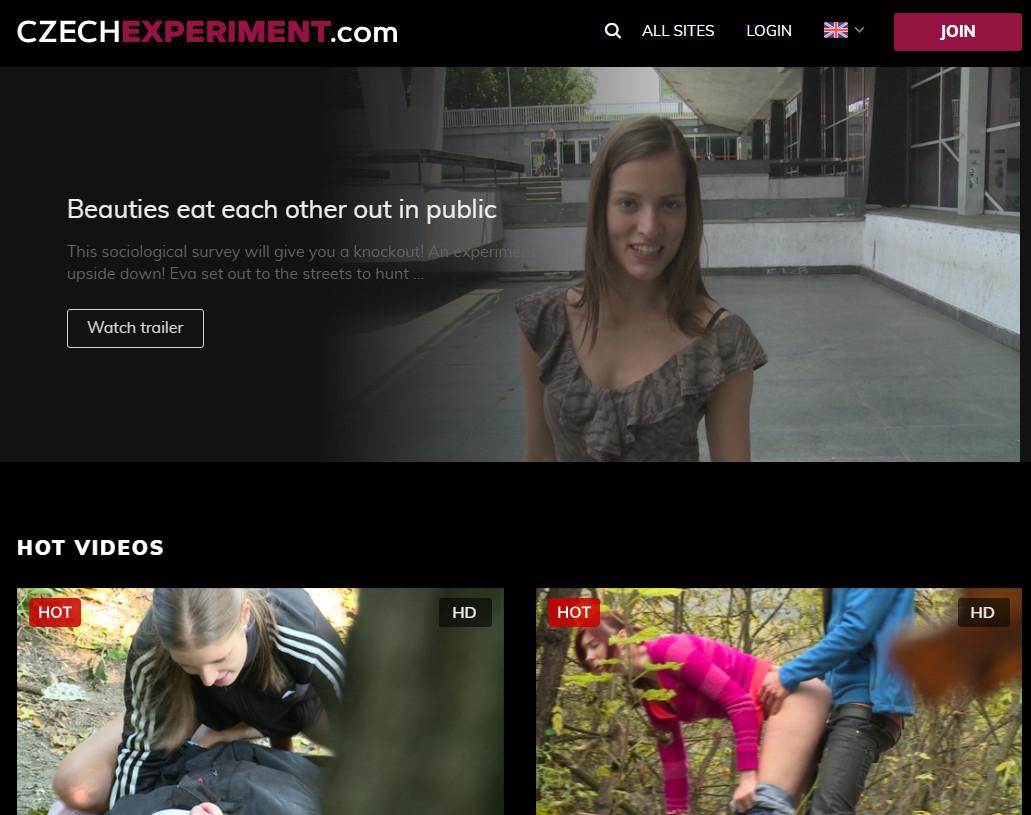 Czechexperiment.com SiteRip