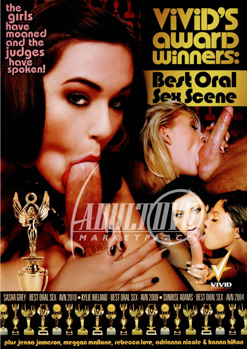 Vivids Award Winners Best Oral Sex Scene