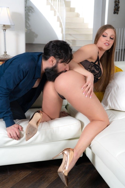 Britney Amber – Upon Further Reflection, Scene 5 (Wicked/2019/HD1080p)