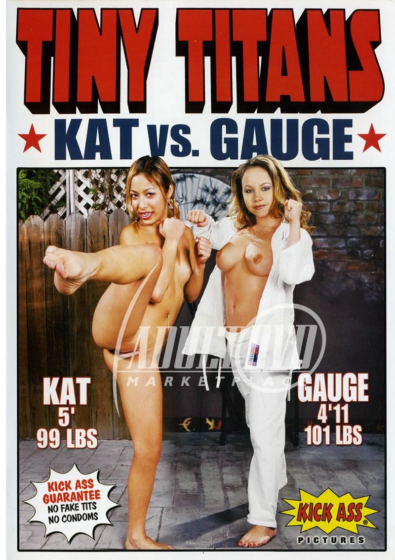 Tiny Titans Kat Vs Gauge