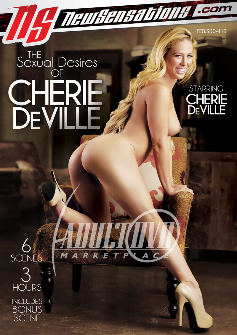 The Sexual Desires Of Cherie DeVille
