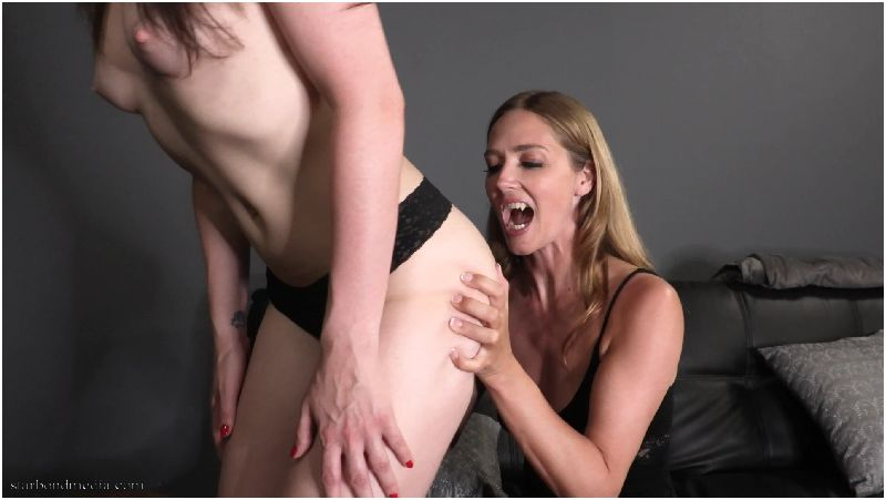 Star Nine, Arielle Lane - My Stepmother's A Vampire! Preview